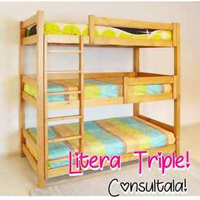 Litera Cerrada Chica Camas Cuchetas Todo Para Tu Dormitorio En