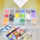Kit Épico 16000 Hama Beads Mini (2.6mm) 2 Bases Pinza Libro