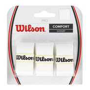 Wilson Pro Overgrip Blister 3 Unid Cubregrip Para Raquetas Tenis Padel Muy Adherente Baires Deportes Local Oeste G B A