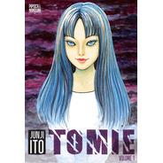 Tomie 1 - Junji Ito! Mangá Pipoca E Nanquim! Lacrado