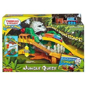 Thomas Jungle Quest Jugueteria Bunny Toys