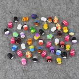 Set De 30 Geniales Micro Tsum Tsum Direfentes 1.5 Cm