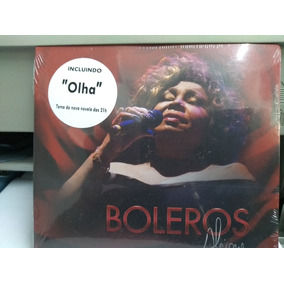 Alcione - Boleros - Digipack Cd
