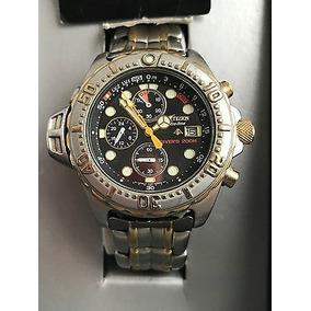 cfe937b8a8a Citizen Aqualand Jp3050 55w Titanium - Relógios no Mercado Livre Brasil
