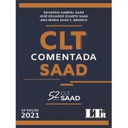 Clt Comentada Saad 2021 Ltr