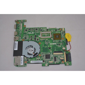 Placa Netbook Asus Eeepc 1215b Original Com Cooler