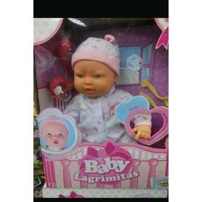 Muñeca Baby Lagrimitas
