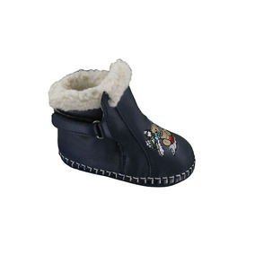 Rilo Bota Invierno Bebé Casual Formal Marino Contac Rb7607