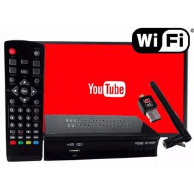 Conversor De Sinal Analógico P Digital Youtube +adaptar Wifi