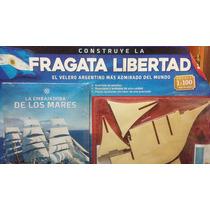 Maqueta Fragata Libertad Para Armar