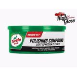 Turtle Wax- Pasta De Pulir Media Polishing Compound - Highg
