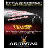 Spray Automotivo Prata Esmalte Sintético Brilhante 240ml