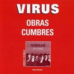 Virus Obras Cumbres 2 Cd Nuevo Oferta En Stock