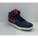 Zpt Botas Nike Air Max Caballeros. Tallas 40-45. Azul/rojo.