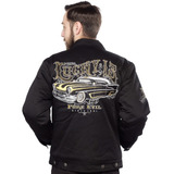 Campera Lucky 13 Rockabilly Hot Rod Pure Evil Maxspeedshop