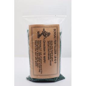 Fertilizante Bonsai 18 - 6 - 9 Granular Liberação Lenta 141g