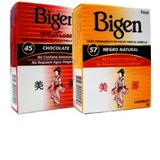 Bigen Tinte Japonés Sin Amoniaco Y No Necesita Oxigenta