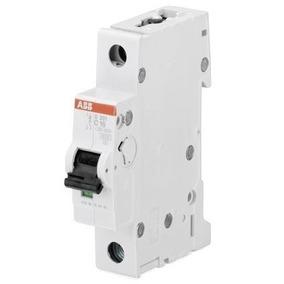 Interruptor Termomagnético P/riel Din S201 C1 (a1i4)