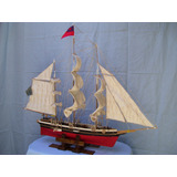 Modelismo Naval Barco De Madera Replica Clipper Nightingale