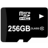 Memoria Micro Sd 256gb Class 10 Nueva Blister 256 Gb Memo T1