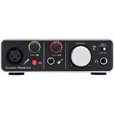 Placa De Sonido Focusrite Itrack Solo Ipad, Pc O Mac