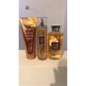 Bath And Body Works Crema Mist Y Gel De Baño Set