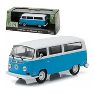 Vehículo Escala 1:24 - Volkswagen Dharma Van 1971 - Lost Tv