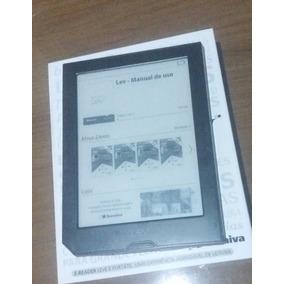 Lev Fit E-reader Saraiva