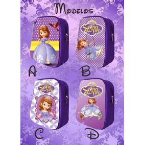 Mochilas Dulceros Princesa Sofia Fiestas Infantiles