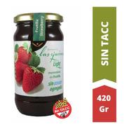 Mermelada Sin Azúcar Las Quinas Frutilla X 420 G - Sin Tacc