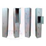Locker O Casillero Metalico 1-2-3-4 Puertas