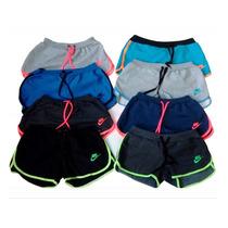 Shorts Feminino Nike Academia Atacado Barato Promoção Moda