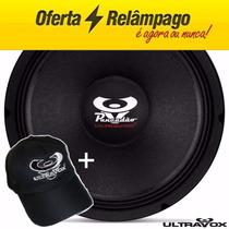 Woofer Pancadao Ultravox 15 400w Rms C4015 Som 8 Ohms + Boné