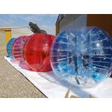 Bumper Ball, Esfera Chocadora Para Futbol Burbuja 1.5 M