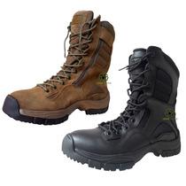 Botas Militares Tácticas Swat Original Modelo Rd Marca Sixka
