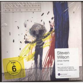 Steven Wilson Drive Home (cd+dvd Importado Nuevo!!!