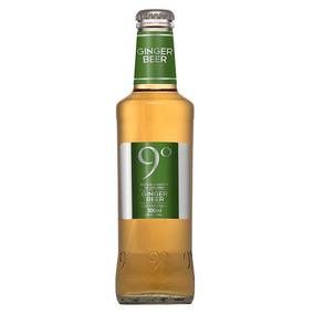 Nueve Grado Ginger Beer Caja 24 Botellas 300 Ml