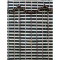 Cortina De Bambu Enrollable 60x130 C/ Volados Zona Obelisco