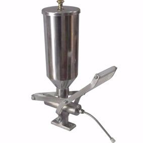 Doceira / Recheadeira Churros 2,0 L Em Alumínio Profissional