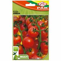 Sementes De Tomate Cereja 600mg Muda Vaso Horta Sítio Fruto