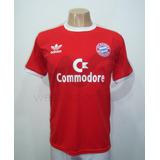 Camiseta Bayern Munich Retro Titular 1986/1987