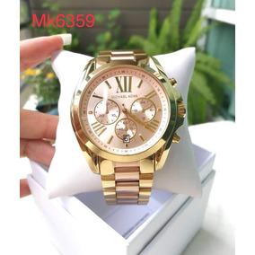 Reloj Michael Kors Para Dama Modelo Mk6359 Nuevo Y Original