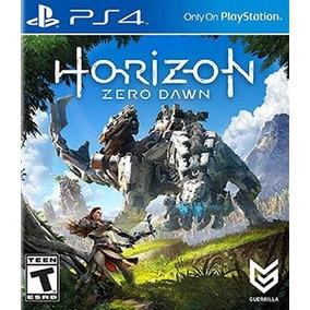 Jogo Ps4 Horizon Zero Dawn Midia Fisica Original