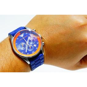 723ebfeeba3 Emporio Armani Ar 0553 Aco - Relógios De Pulso