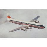 Postal Vintage National Airlines