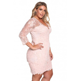 Vestidos cortos de fiesta color rosa