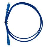 Cable Fibra Optica 3 Metros Para Modem Sc A Sc Internet