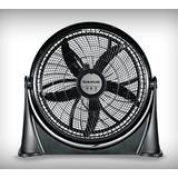 Ventilador Industrial Piso 20 Pulgadas Taurus Air Black 1646