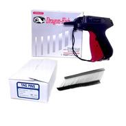 Pistola Etiquetadora De Ropa Prenda + 5000 Precintos Negro