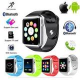 Smart Watch Reloj Celular A1 Cámara Memoria Bluetooth